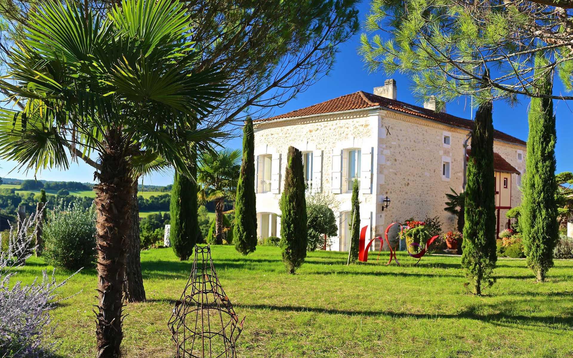 Découvrez des gîtes paradisiaques en Dordogne Périgord !