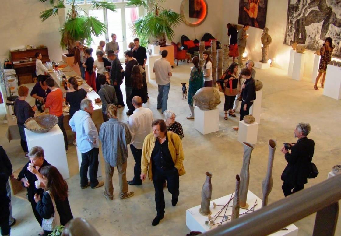 """Biennale """"Génération Céramique"""" - juillet 2011"""