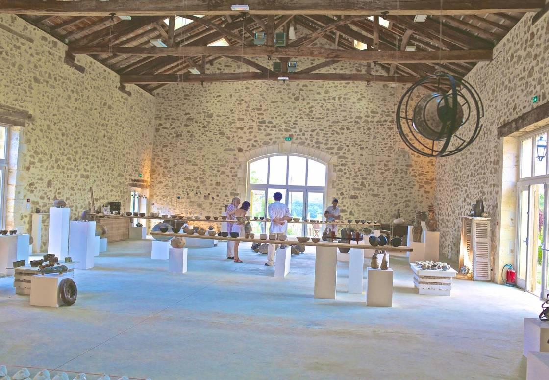 """Biennale """"Génération céramique"""" - Eté 2015"""