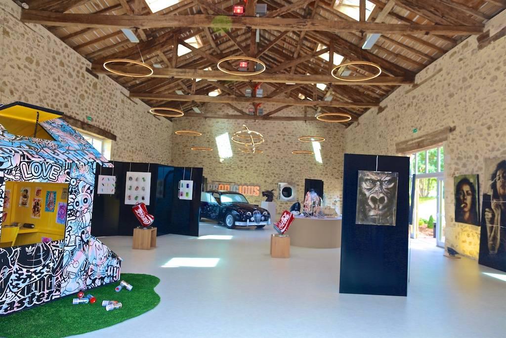 Exposition Visuel Art Contemporain - Août 2016