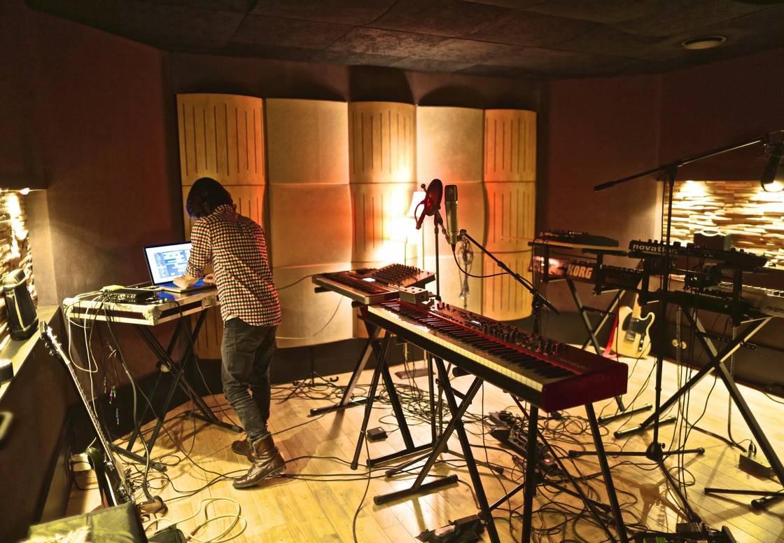Nouveau : un studio son à Montagenet