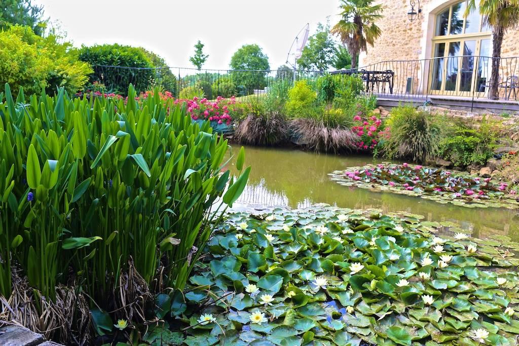 Des jardins exceptionnels