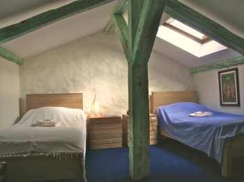 Chambre 3 (1er étage) - Acacia