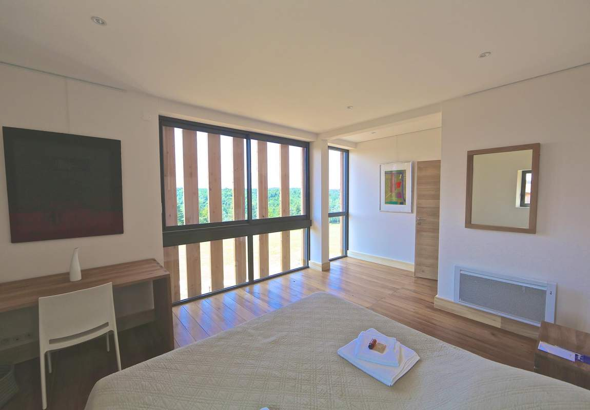 Lotus - Chambre 4 (1er étage)
