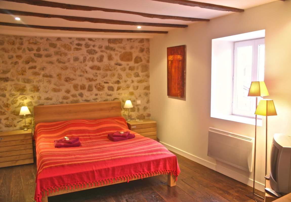 Chambre 1 - Olivier