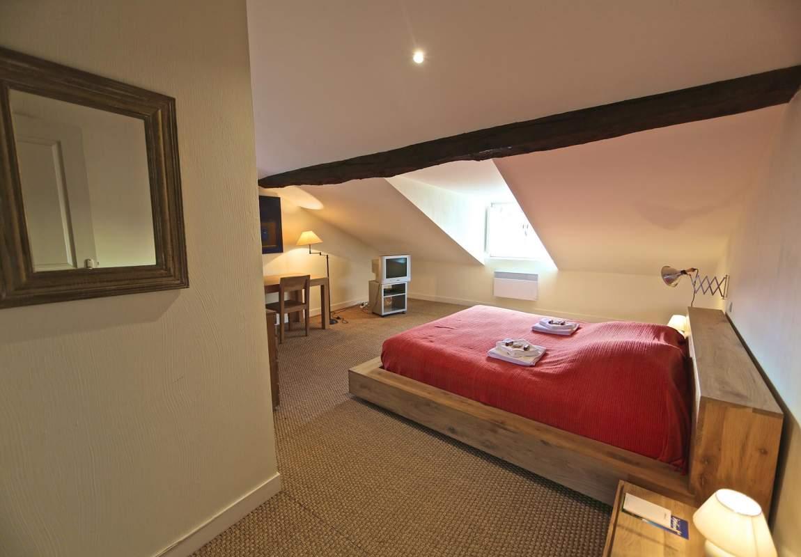 Chambre 3  (1er étage) - Lavande
