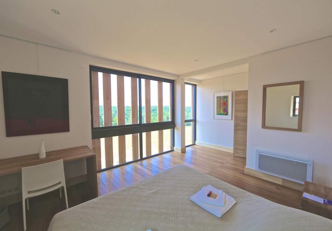 Chambre 4 (1er étage) - Lotus